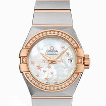 Omega Constellation Co-Axial 27mm 123.25.27.20.05.002