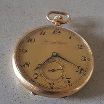 IWC 34. International Watch Co Schaffhausen - pocket watch Art...