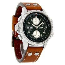 Hamilton Khaki X-Wind Mens Swiss Automatic Chrono Watch H77616533