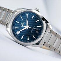 Omega Seamaster Aqua Terra Blue