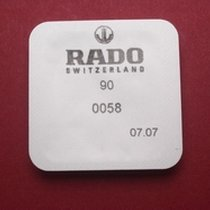 Rado Wasserdichtigkeitsset 0058 für Gehäusenummer 963.0480.3...