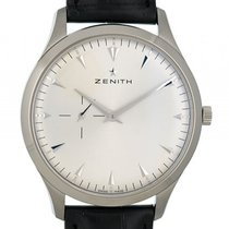 Zenith Elite Ultra Thin Stahl Automatik 40mm