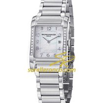 Baume & Mercier Baume Mercier Hampton Rectangular Mother...