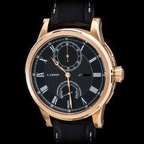 L.Leroy Men's Watch Marine Automatic Deck Chronometer 18K Rose...