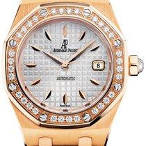 Audemars Piguet Royal Oak Lady Automatic 18K Solid Rose Gold...