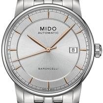 Mido Baroncelli Gent II Automatik Herrenuhr M8600.4.10.1