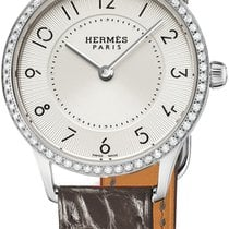 Hermès Slim d'Hermes PM Quartz 25mm 041738ww00
