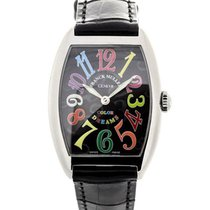 Franck Muller Casablanca Cintree Curvex Color of Dreams
