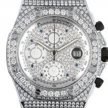 오드마피게 (Audemars Piguet) Royal Oak Offshore Stahl Diamond...