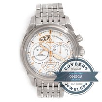 Omega Deville Chronoscope Co-Axial Chronograph 422.10.41.50.04...
