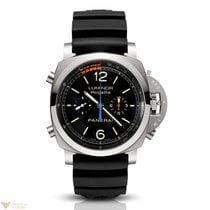 Panerai Luminor 1950 Chrono Flyback Regatta Titanium Men's...