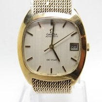 Omega Automatic De-Ville Solid Yellow Gold 9Carat Gent's...