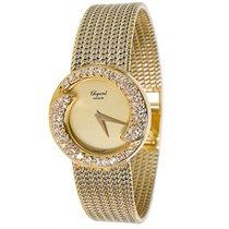 Σοπάρ (Chopard) Diamond Bezel S-10-2867 Ladies Watch in 18k...