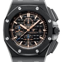 Audemars Piguet Royal Oak Offshore Chronograph Ceramic Watch...