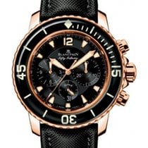 Blancpain Fifty Fathoms Flyback Chronograph