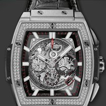 Hublot DIAMONDS BLACK SPIRITO DI BIG BANG 601NX0173LR1104