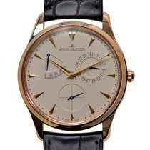 Jaeger-LeCoultre Master Ultra Thin 18k Rose Gold Beige...