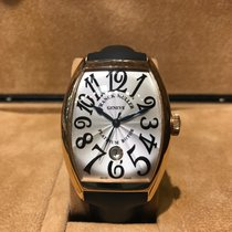 Franck Muller Casablanca  Rose Gold B&P