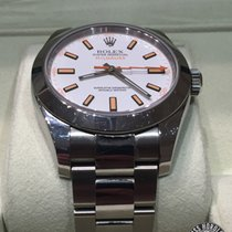 Rolex Milgauss White Dial Discontinued