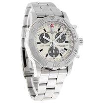 Breitling Aeromarine Colt Mens Swiss Chrono Quartz Watch...