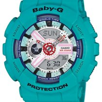 Casio BA-110SN-3AER Baby-G 43mm 10ATM