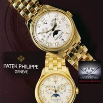 Patek Philippe 5036 Annual Calendar 18k Yellow Gold Watch...