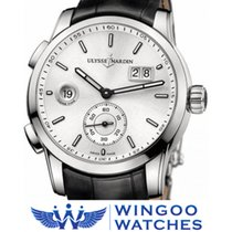 Ulysse Nardin Dual Time Manufacture Ref. 3343-126/91