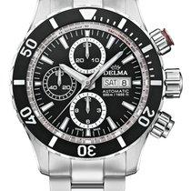 Delma Montego Automatic Chronograph 500m