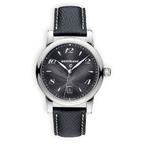 Montblanc Men's 108763 Star Date Watch