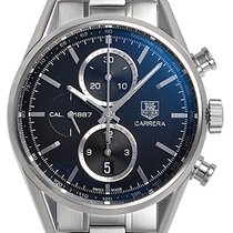 TAG Heuer Carrera Calibre 1887 Chronograph Ref. CAR2110.BA0724