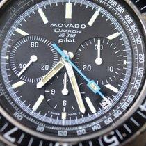 Movado Datron HS-360 PILOT El Primero