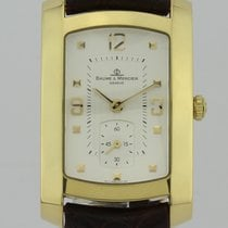 Baume & Mercier Hampton Millies Quartz 18K Gold MV045224