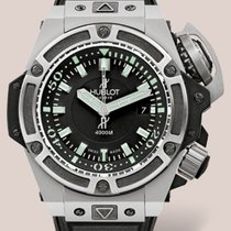 Hublot King Power Oceanographic 4000 · 731.NX.1190.RX