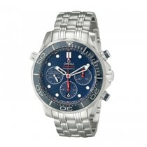 Omega Seamaster Diver 300M Automatic Chronograph with Date...