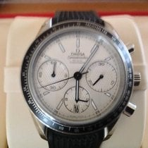 Omega Speedmaster Racing 40mm Co-Axial Chronograph