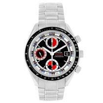 Omega Speedmaster Date Black Red Mens Watch 3210.52.00
