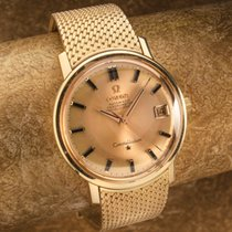 Omega Constellation chronometer 18ct solid gold