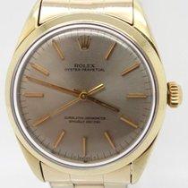 Rolex Oyster Chronometer Stahl Vergoldet