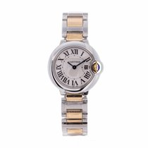 Cartier Ballon Bleu Ladies Watch W69007Z3 (Mint)