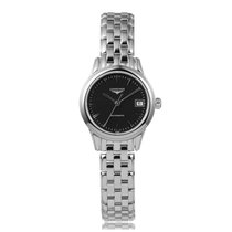 Longines Flagship Stainless Steel Automatic Ladies Watch...