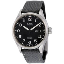 Oris Big Crown Pro Pilot Black Dial Mens Watch 75276984164FS