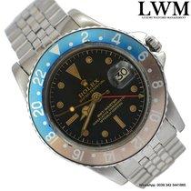 Rolex GMT Master 1675 glossy gilt dial 1961