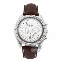 Omega Speedmaster Broad Arrow Co-Axial GMT Chronograph 3881.30.37