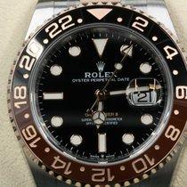 Rolex Steel & Rose GMT-Master II 126711 Root-beer Bezel Unused