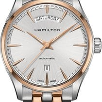 Hamilton Jazzmaster Day Date H42525251 Herren Automatikuhr...