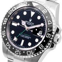 Rolex SS Ceramic GMT Master ll 116710