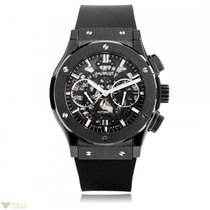 Hublot Classic Fusion Aero Chronograph Black Magic Ceramic...