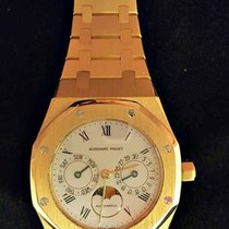 Audemars Piguet Royal Oak Day Date Moonphase 18K Yellow Gold