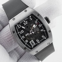 리차드밀 (Richard Mille) RM005 White Gold Skeleton Automatic