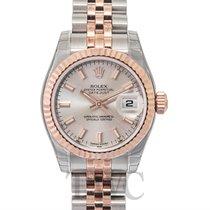 ロレックス (Rolex) Lady Datejust Pink 18k Pink Gold 26mm Jubilee -...
